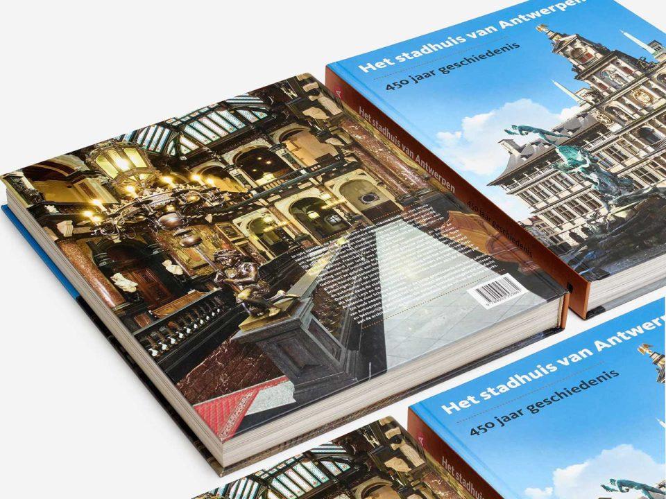 Stadhuis Antwerpen <br> 450 jaar geschiedenis
